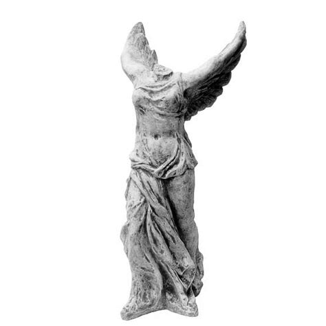Gartenbank Holz Metall 461 by Original Nike Samothrake Skulptur Gartentraum De