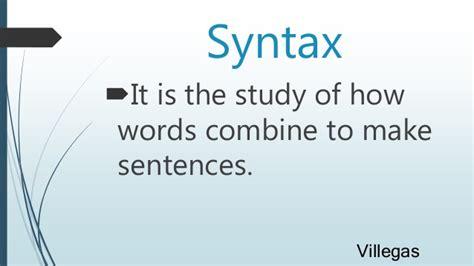 sentence pattern exles for sv breaking down sentence pattern