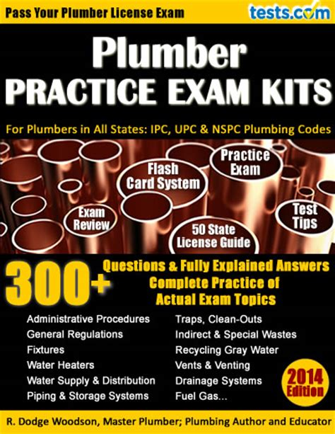 Plumbing Practice by Plumber Practice Tests Journeyman Master