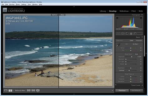 lightroom workflow simple lightroom image fixing workflow