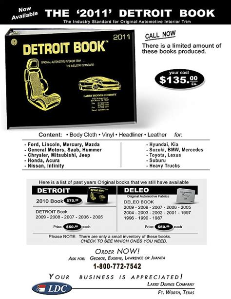 buy back issue detroit and deleo books