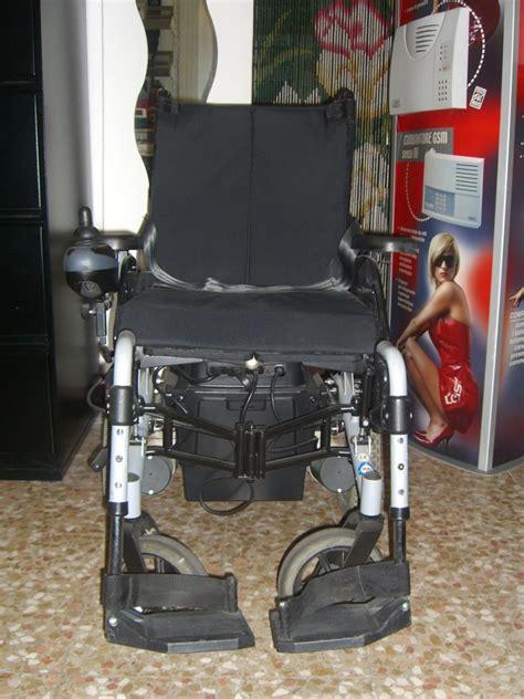 sedia rotelle usata occasione sedia a rotelle elettrica