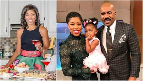 lori harvey date of birth comedian and motivational powerhouse steve harvey and his