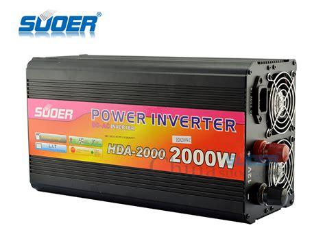 Solar Smart Power Inverter 2000watt 12v With Led Indikator Suoer jual power inverter automatic charger ups suoer 2000watt hda 2000c warunglistrik