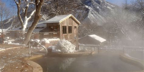 Redstone Cabins Utah by Spend A Day Or At These 15 Springs Colorado