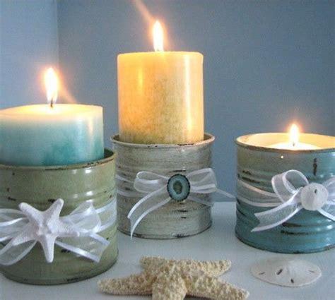 sti per candele fai da te decorazioni candele fai da te 20 idee per abbellire casa