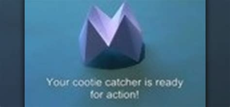 Origami Cootie Catcher - how to origami a cootie catcher fortune teller 171 origami