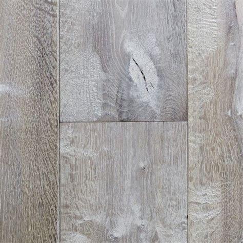 driftwood grey european oak custom stained engineered wood