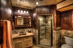 Log Cabin Bathroom Ideas by 17 Best Images About Cabin Interiors On Pinterest King