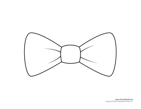 felt bow tie template bow tie template foam crafts template