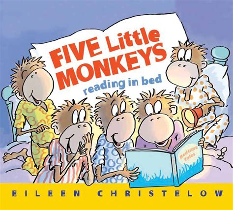 five little monkeys jumping in the bed bonnie s books books for my great grandbabies