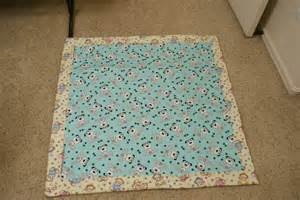 quilting self binding duper easy quilt