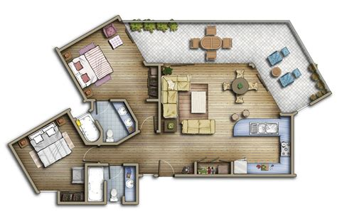 two and a half men house floor plan cgarchitect professional 3d architectural visualization