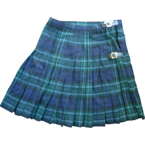 scotch plaid the scotch house plaid tartan wool kilt from chezmarianne
