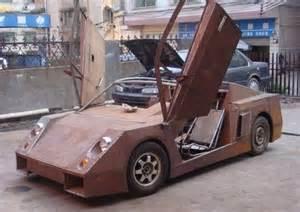 Who Made Lamborghini Diy Lamborghini Quot Wannabe Quot Replica Built For 3 000