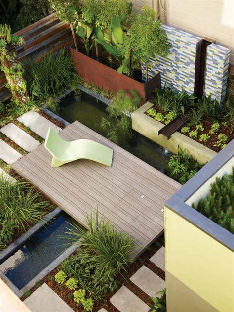 Amenagement Exterieur Jardin Moderne by Am 233 Nagement Ext 233 Rieur Contemporain En 28 Beaux Exemples