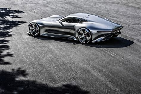 mercedes supercar concept mercedes benz amg vision gt concept super car for gran