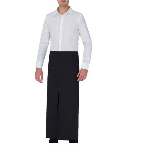 pantaloni da cameriere grembiule da cameriere giblors 18p01h055