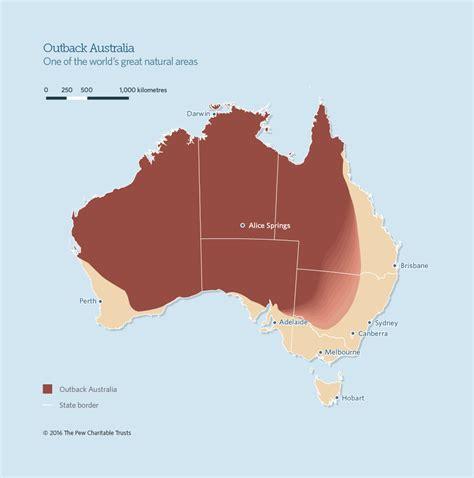 australia map location australian outback location map www pixshark