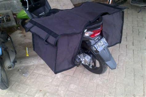Tas Motor Kanvas tas motor bahan kanvas tas motor tas delivery