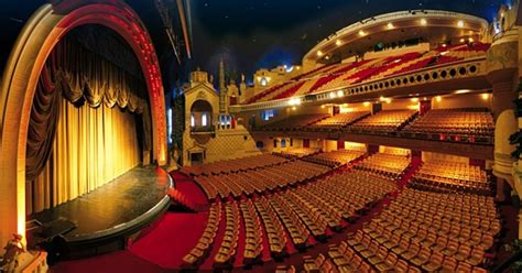 A Place In Theaters The Top 20 Theaters In The World S Journal