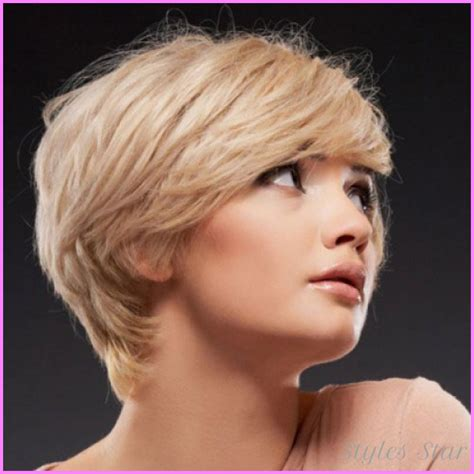 short hairstyles for women with square jaw short hairstyles for square faces women stylesstar com