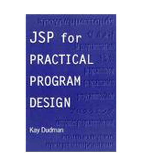 Pattern Jsp Date | jsp for practical program design buy jsp for practical