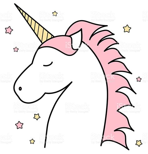 imagenes uñas unicornio ilustraci 243 n de dibujos animados lindo unicornio arte