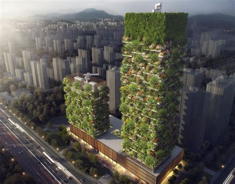 vertical forest building in vancouver features an pollution fighting vertical forest buildings coming to