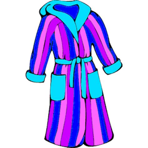 Robe Clipart bathrobe 2 clipart cliparts of bathrobe 2 free