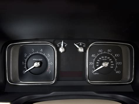 how make cars 2012 lincoln mkx instrument cluster 2007 lincoln mkx 2007 new cars automobile magazine