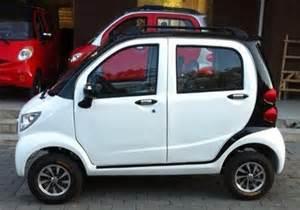 Small Electric Car China Bans Mini Electric Cars News Vietnamnet