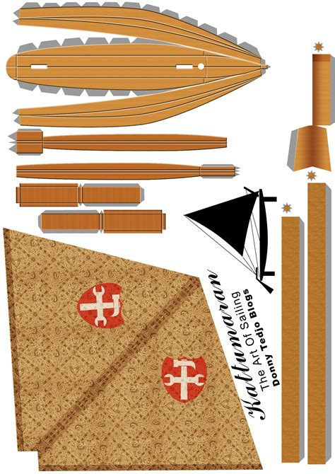 paper model craft papercraft models boat design net