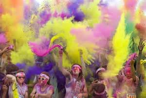 5k color run color run 5k returns sunday the orange county register
