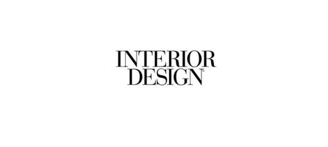 interior design magazine logo about claus rademacher architects