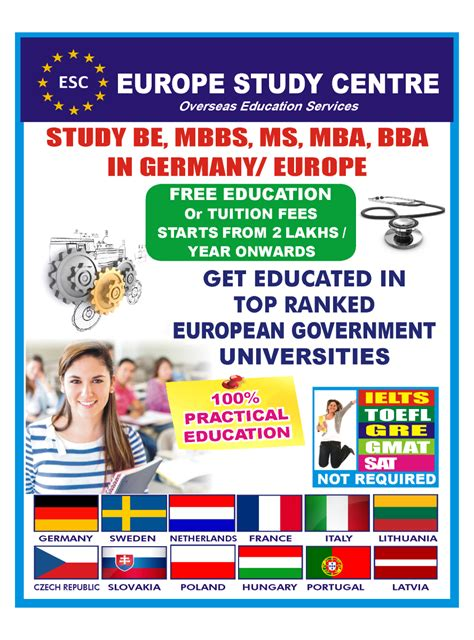 Cost For Mba In Germany by Free Study In Of Wismar Germany No Tuition