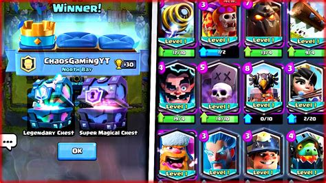 Clash Royale Legendary how to get free legendary cards in clash royale secret