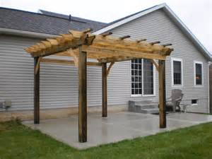 Building Pergolas by Tips To Building Your Own Pergola Old World Garden Farms