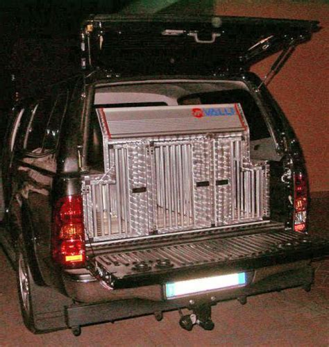gabbie per trasporto cani gabbie per veicoli valli s r l gabbie