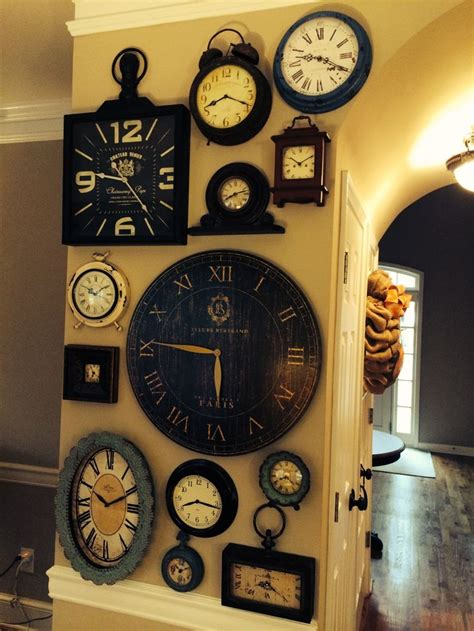 large wooden antique wall clocks
