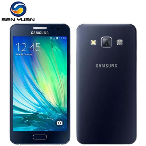 Dus Boxkartonkardus Samsung Galaxy A3 Fullset samsung galaxy a3 a3000 original unlocked 4g mobile phone dual sim 4 5 quot 8mp 16gb rom