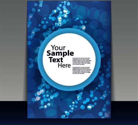 free cover page designs vector free vector download 6 256