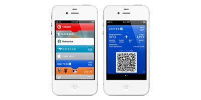 Apple Passbook Gift Card - apple passbook will carry electronic cards and more