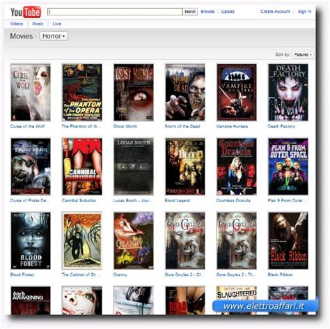 guardare film gratis in italiano youtube film gratis da vedere horror in italiano