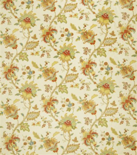 floral home decor fabric home decor print fabric smc designs engage jasmine floral