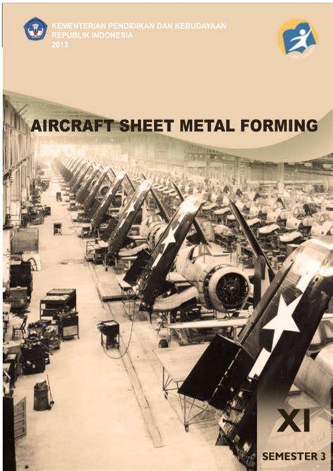 aircraft sheet metal forming