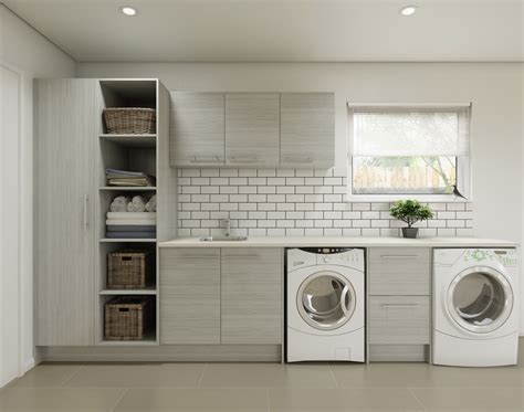 Used Laundry Cabinets by Bathroom Renovations Perth Bathroom Fittings Australia