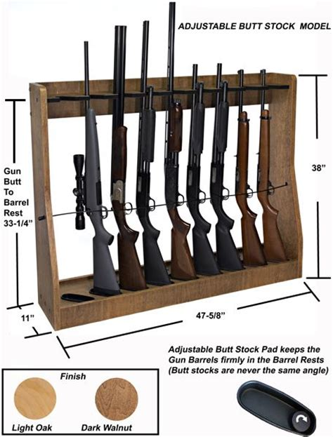 Gun Rack Template by Great Simple Woodworking Projects Vertical Gun Rack