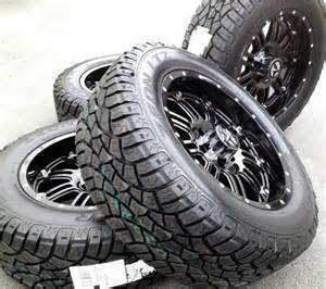 Truck Rims N Tires Purchase 20 Quot Black Wheels Tires Dodge Truck Ram 1500