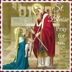 prayer to st blaise healer of throat ailment books of the day st blase praying through the scriptures
